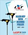 Lxt Allen Key With Bearing Puller
