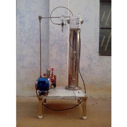 Two Head Soda Filling Machine Carbonator