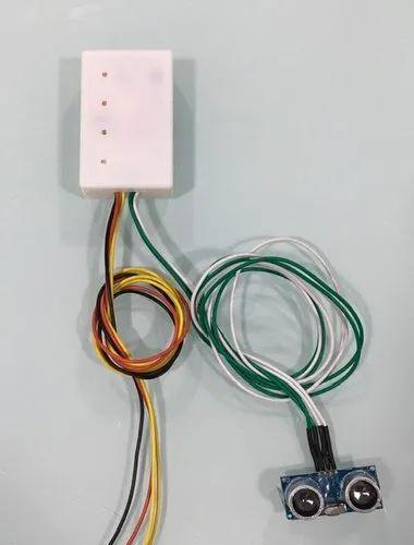 ULTRASONIC SENSOR FOR SANITIZER MACHINE