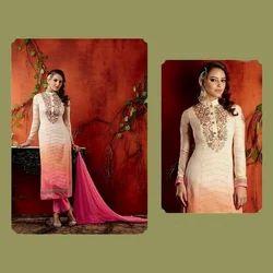 Wedding Wear XL Designer Georgette Suits