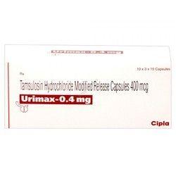 Urimax 0.4 Medicines