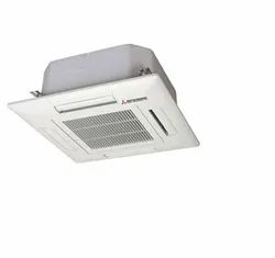 Ceiling Mounted Mitsubishi FDTC35VF Cassette AC