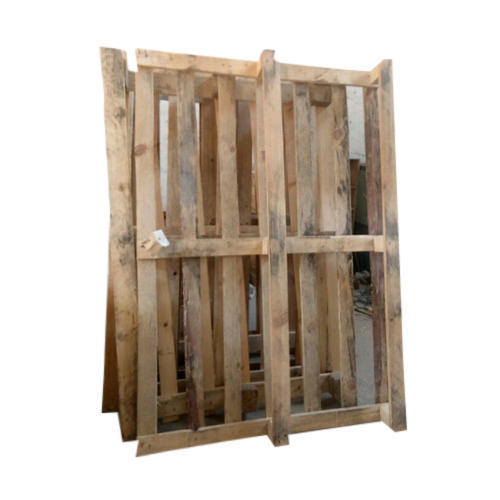 Light Weight Rubber Wooden Pallets
