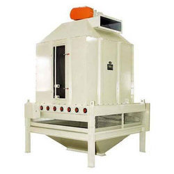 Industrial Pellet Cooler