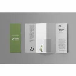 Folding Brochure Printing
