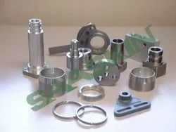 Stainless Steel High Precision Machined Parts, For Industrial