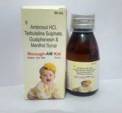 Allopthic Cough Syrup Kids, Packaging Type: Bottle, As Directed By The Physician