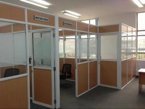 Customized Aluminium Office Cabin