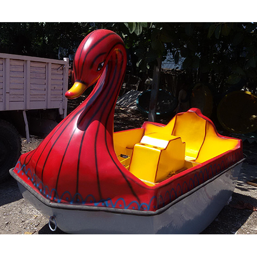 Duck Pedal Boat 4 Seater (Ready Stock)