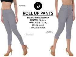 Roll Up Pants