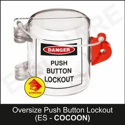 Cocoon : Oversize Push Button Lockout