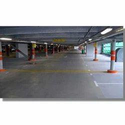 Parking Flooring Service