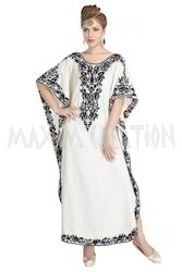 Latest Farasha Kaftan Dress For Daily Use