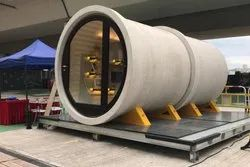 Concrete Pipes for Microhomes