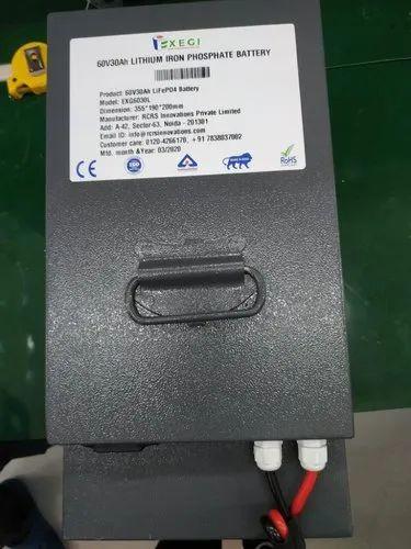 60v 30Ah LFP Battery