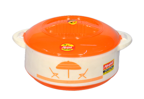 Manish Insulated Plastic Casserole(Chef 3500)