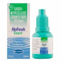 Carboxy Methylcellose Sodium Eye Drops IP 0.5% W/V