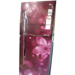Domestic Double Door LG Refrigerator