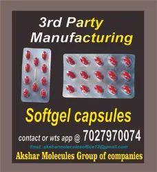Softgel Capsules
