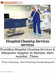 Hospital Cleaning Services In Mumbai