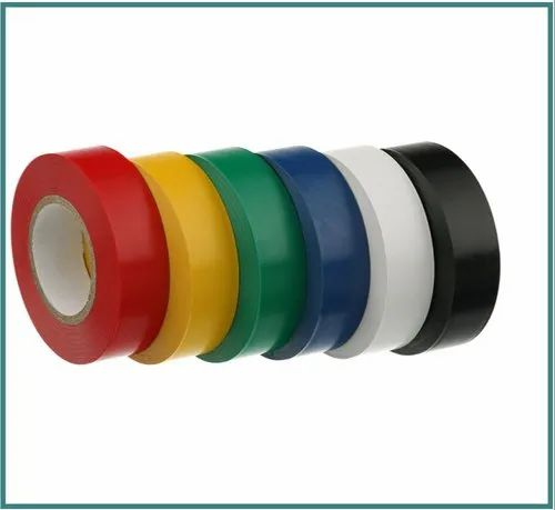 Rayan Plast PVC Electrical Insulation Tape, For Packaging, Size ...