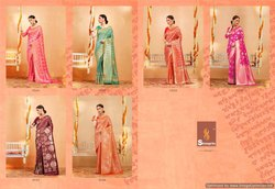 Shangrila- The Banarasi Zari Saree
