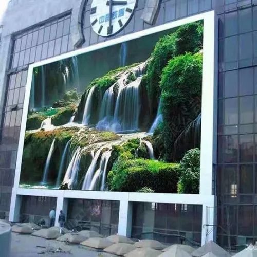 Anoralux PH8 mm Outdoor LED Display Screens