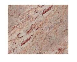 Pink Maharaja Stone Shivakashi Granite, for Countertops, Thickness: 5-10 mm