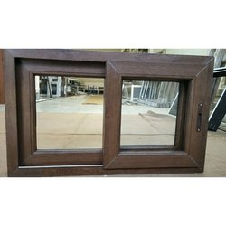 Wooden UPVC Sliding Windows