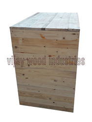 Wooden Pallet Box, For Industrial Packing