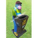 Monkey Dustbin