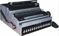 Electric Comb/ Wiro Binder 4 In 1 (WR-8808)