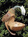 椰子喂食器