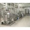 Semi Automatic Milk Processing Plant