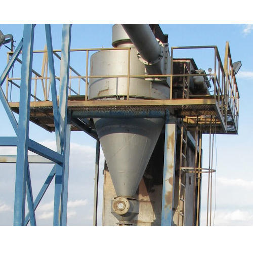 Industrial Dust Collector - Mechanical Cyclone Dust