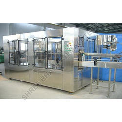 Pure Bottle Water Filling Machine