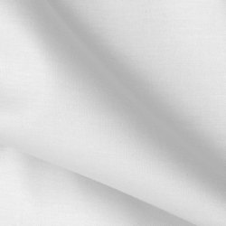 White Cotton Plain Fabric, GSM: 100-150