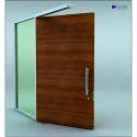PVC Laminated Wooden Door