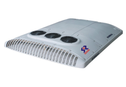 SR 16T Roof Mounted AC Unit For Medium Size Buses
