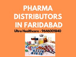Pharma Distributors In Faridabad