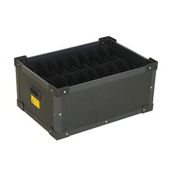 PP Corrugated Conductive Boxes