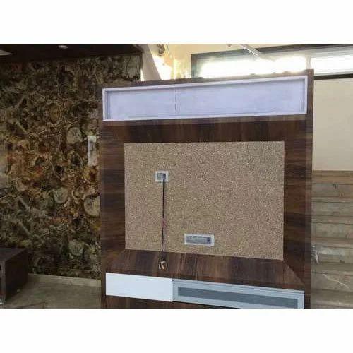 Golden Plain 3d Wallpaper Rs 85 Square Feet Sai Decor