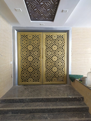 Laser Door