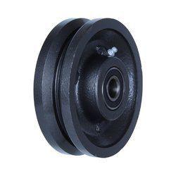Groove Type Trolley Wheel