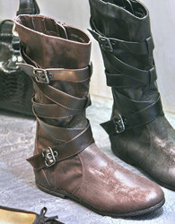 Winter Fashion Boots Boots Flat Heel