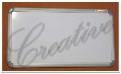 a1660eea560 Creative Resin Coated Steel Surface Write   Wipe Off White Board ...