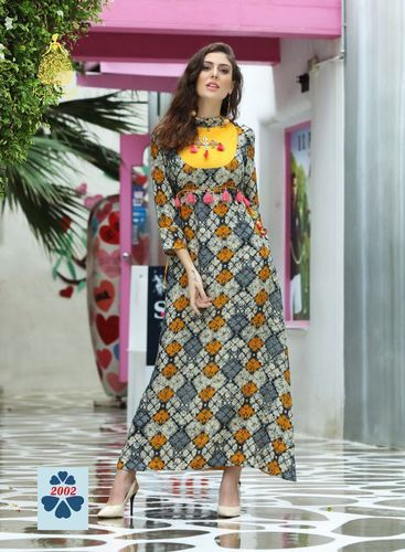 8616f6c0b Kajal Style All Sizes - Fashion Galleria Kurtis Catalog