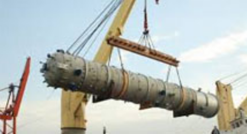 Project Cargo And Heavy Lifts Service in Stock Exchange