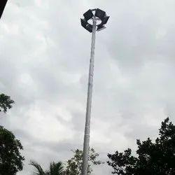 LED Mini Highmast, Height :7 Meter