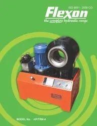Flexon Make Hose Crimping Machine